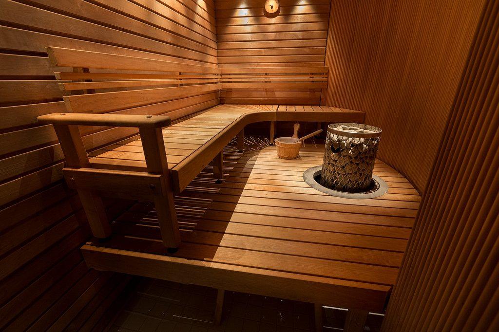 Sauna Helsinki Finland