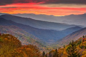 Smoky Mountains National Parks in the United States