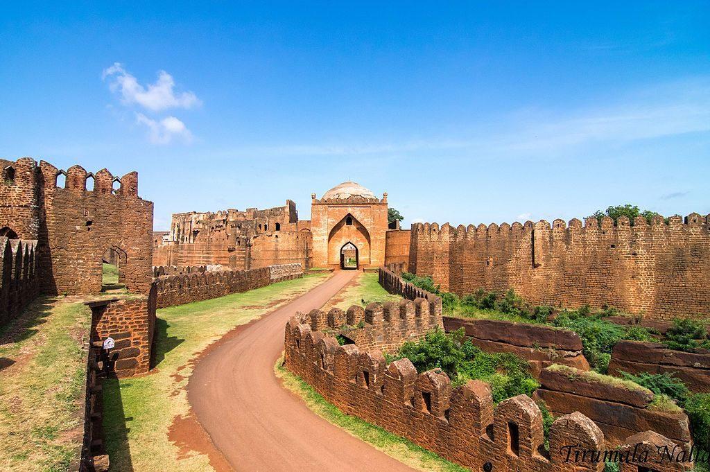 Bidar Fort road trips from Hyderabad
