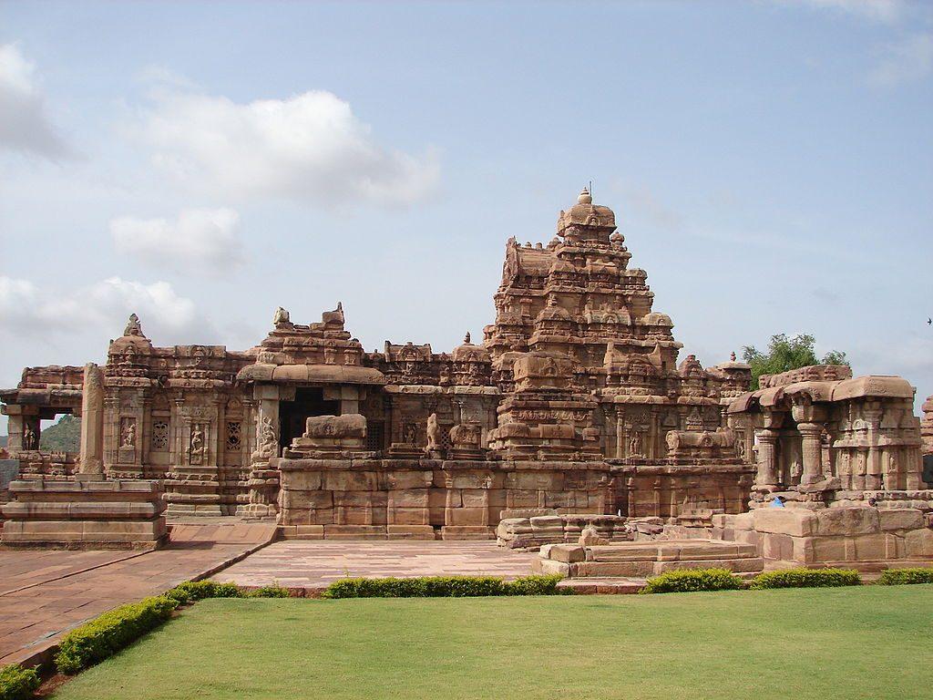 Pattadakal Virupaksa Temple