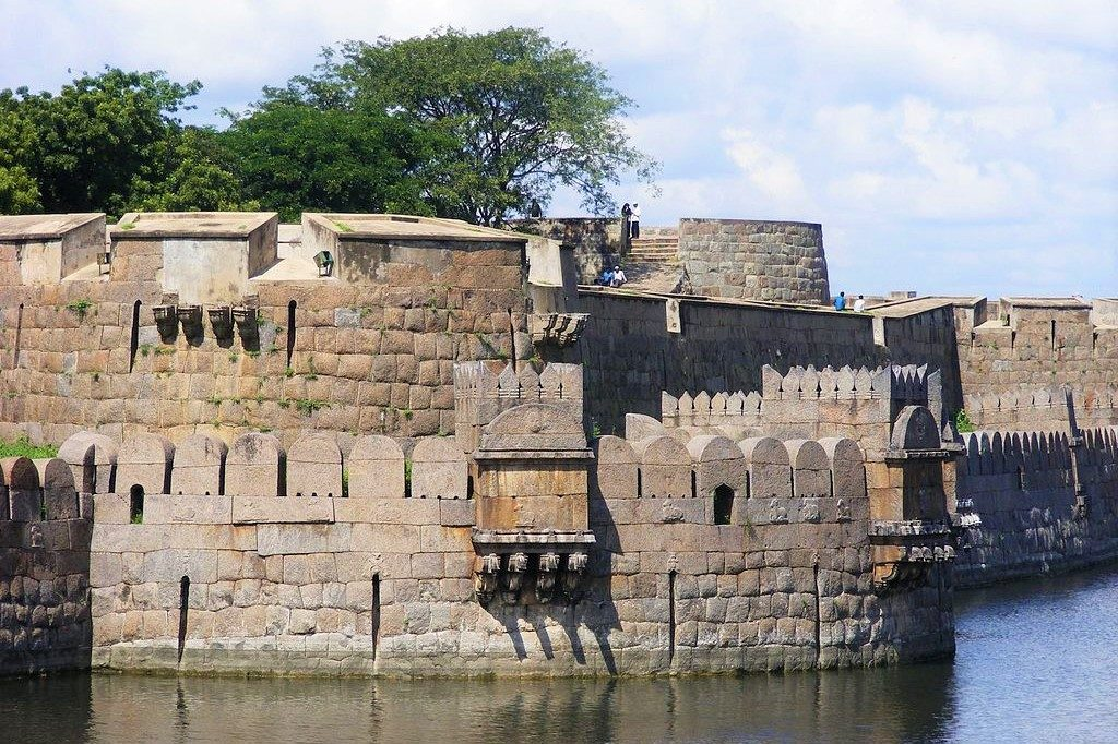 Vellore Fort Tamil Nadu road trips from chennai