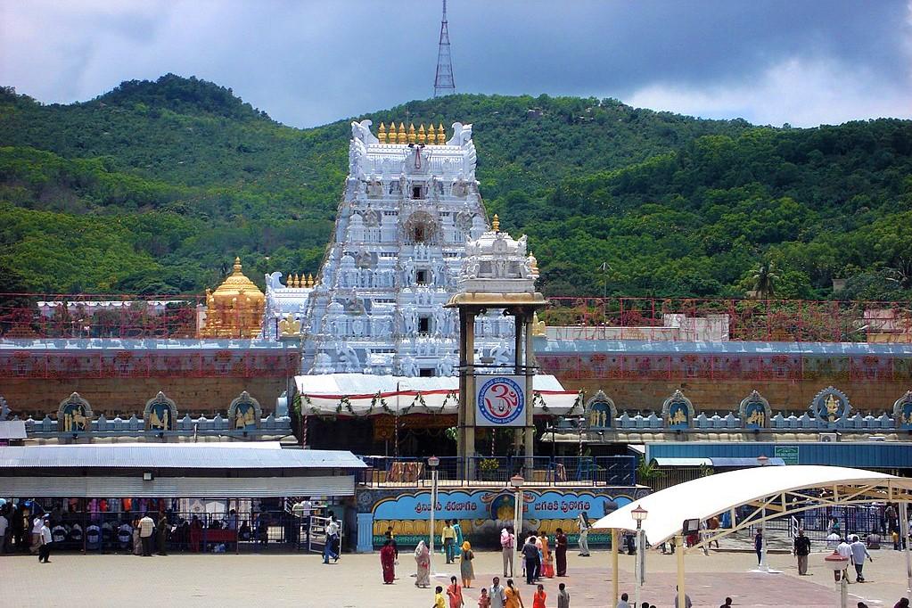Venkateshwara Tirupati Temple