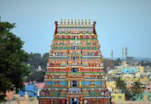famous temples of chennai