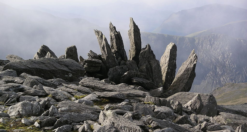The Glyders
