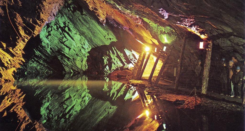 Llechwedd Slate Caverns, things to do in snowdonia