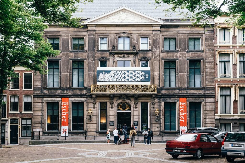 MC Escher Museum in The Hague