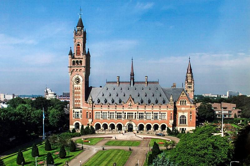 Peace Palace The Hague