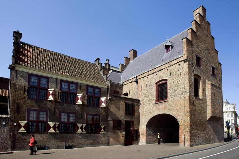 Prison Gate Museum the hague