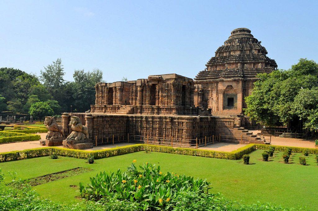 Konark Sun Temple places to visit in orissa
