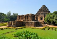historical Indian buildings