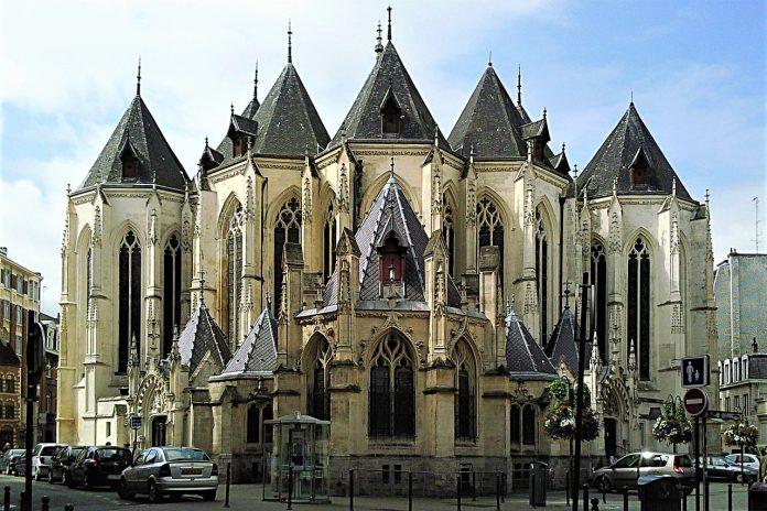 Saint-Maurice-Church Lille