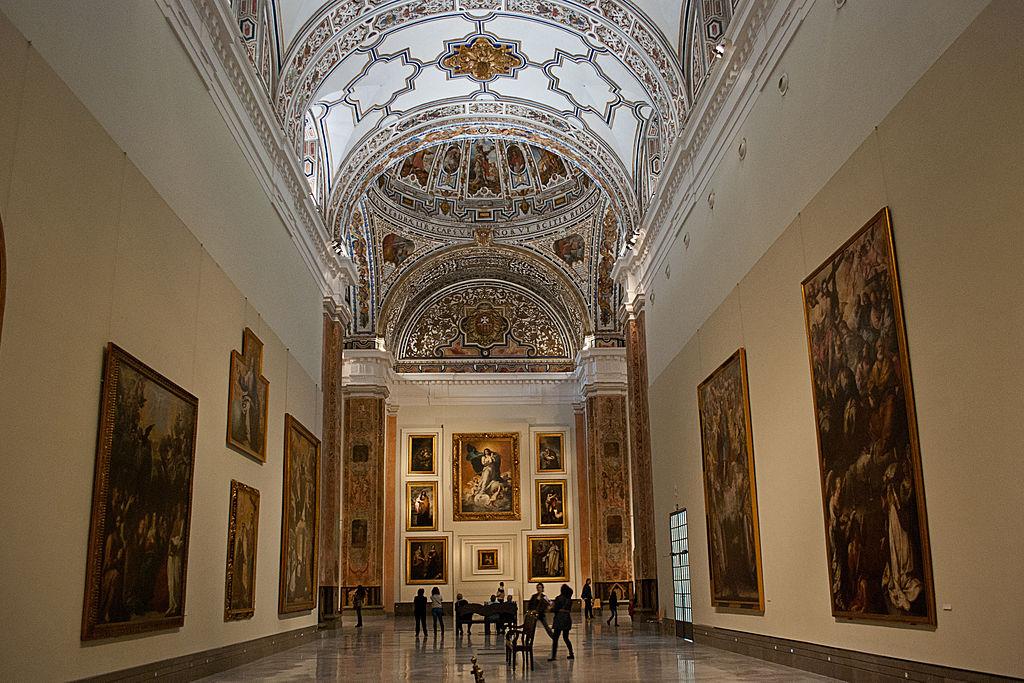 Museum of Fine Arts Seville