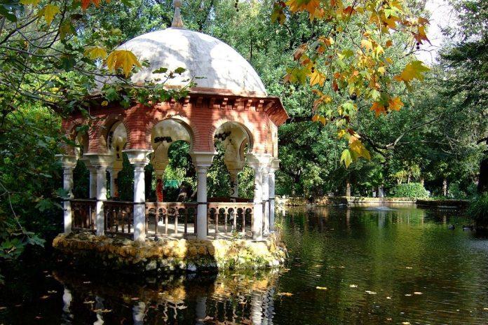 Parque de Maria Luisa Seville