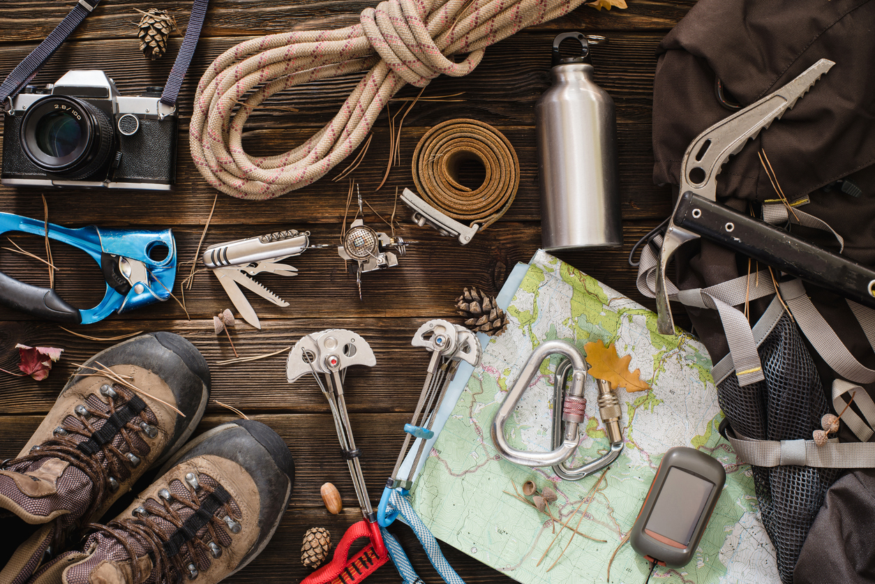 Complete Checklist of Trekking Essentials To Pack | Travel Earth