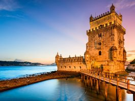 Belem tower, Lisbon - what to see in Lisbon