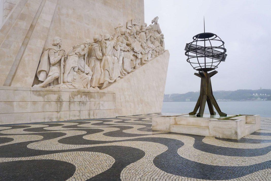Padrão dos Descobrimentos, statue