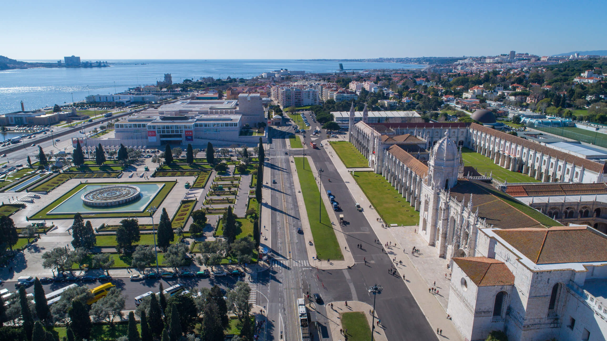 Jerónimos Monastery, museum, church and gardens - what to see in Lisbon