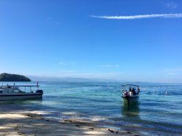 Sabah beaches and islands