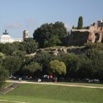 Ancient Roman pathway reopens on Rome's Palatine Hill