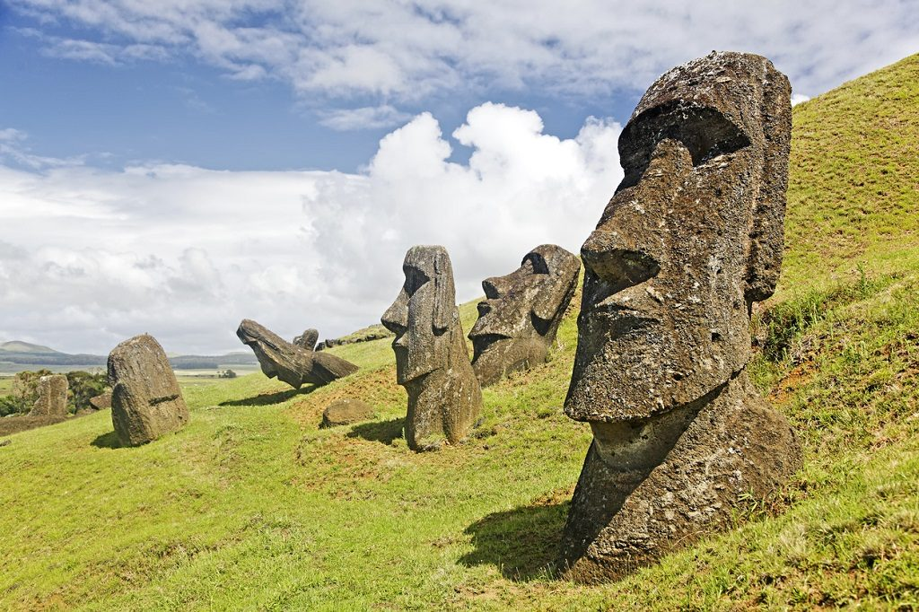 Easter Island tourism, Chile, World Monument Fund, Mysterious Destinations