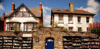 Hay-on-Wye, wales, literary destinations, Literary Festivals