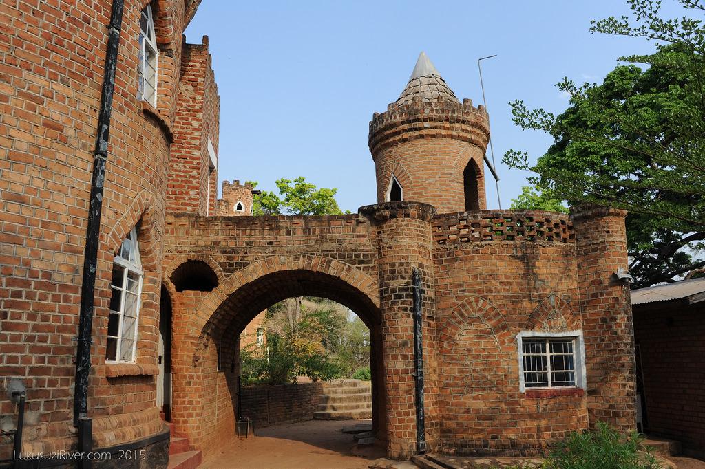 reasons to visit Zambia Lundazi Castle