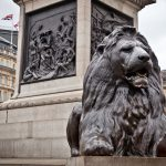 Trafalgar Square lions to get a new poetry-reading addition