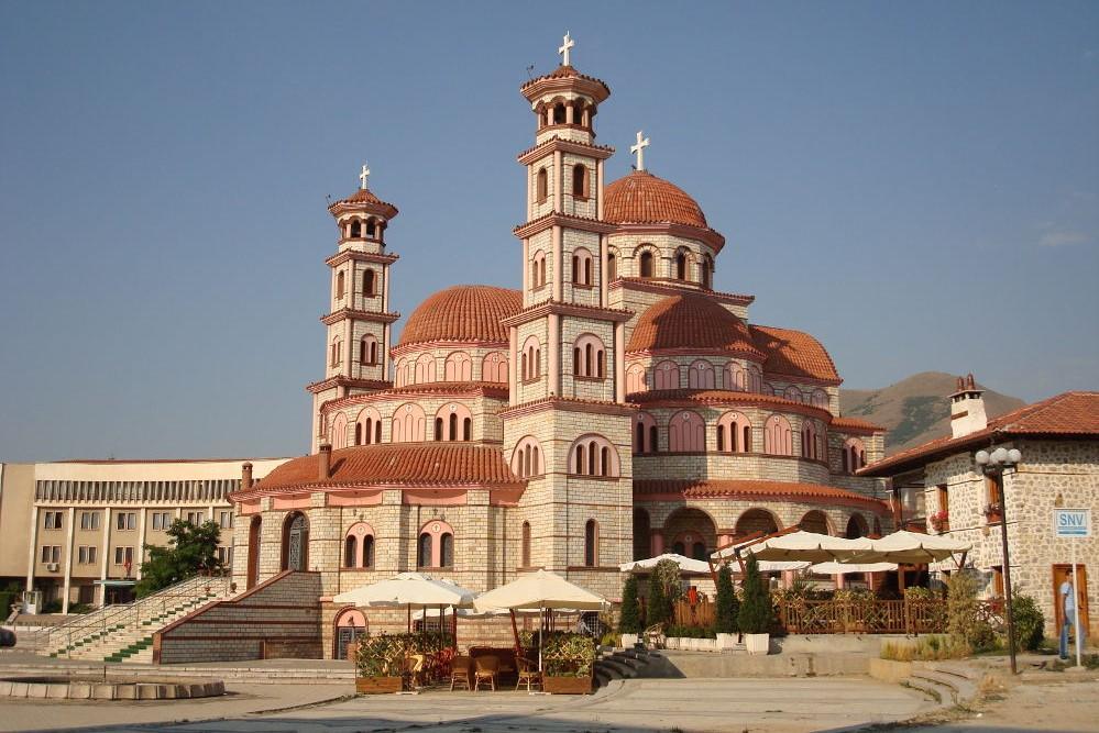 Korça Albania