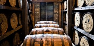 distillery-barrels Bourbon Tourism