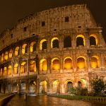 A new tour will give you the chance to see the Colosseum after dark