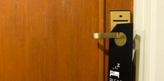 Do not disturb Hotel room hacks