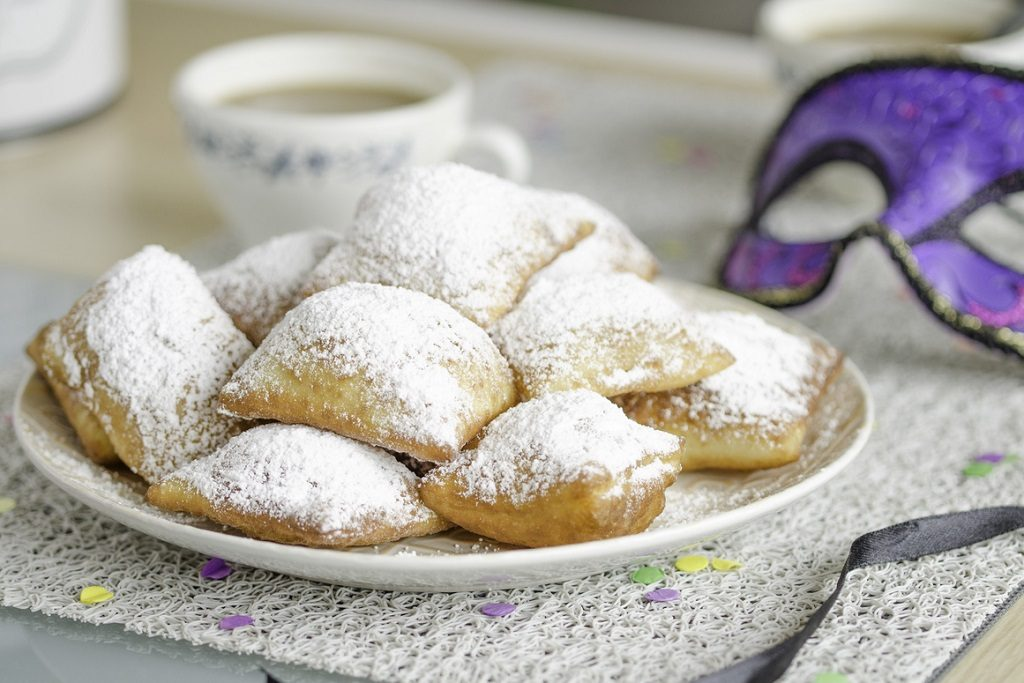 French or New Orleans style beignets