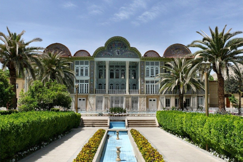 Eram Garden and Palace, Iran