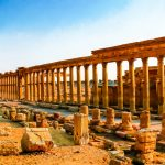 The ancient city of Palmyra in Syria might soon open to visitors