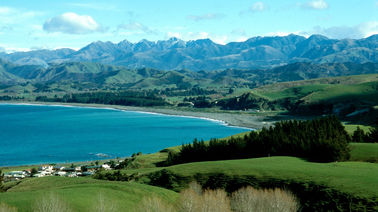 The Coastal Pacific Train Returns To New Zealand Travel Earth