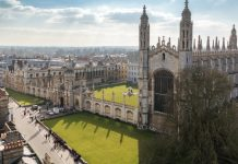 Cambridge University (King's College Chapel), Oldest Universities In The World