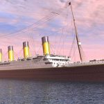 A massive collection of Titanic relics is set to go up for auction