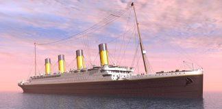 ocean liner RMS Titanic
