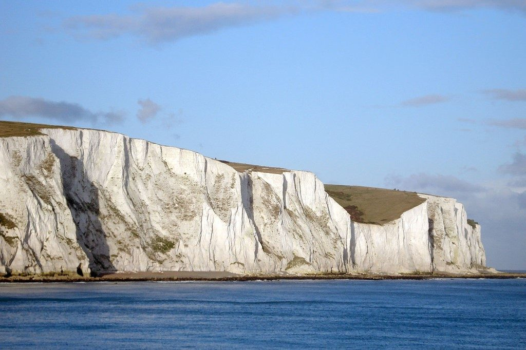 Cliffs of Dover, most beautiful places in UK