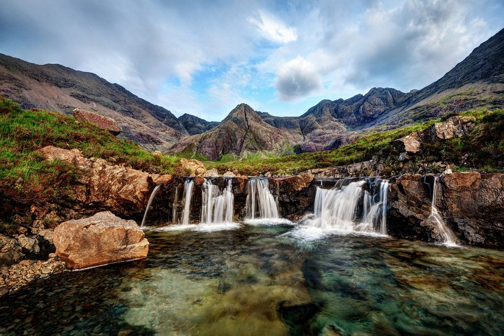 Fairy Pools United Kingdom
