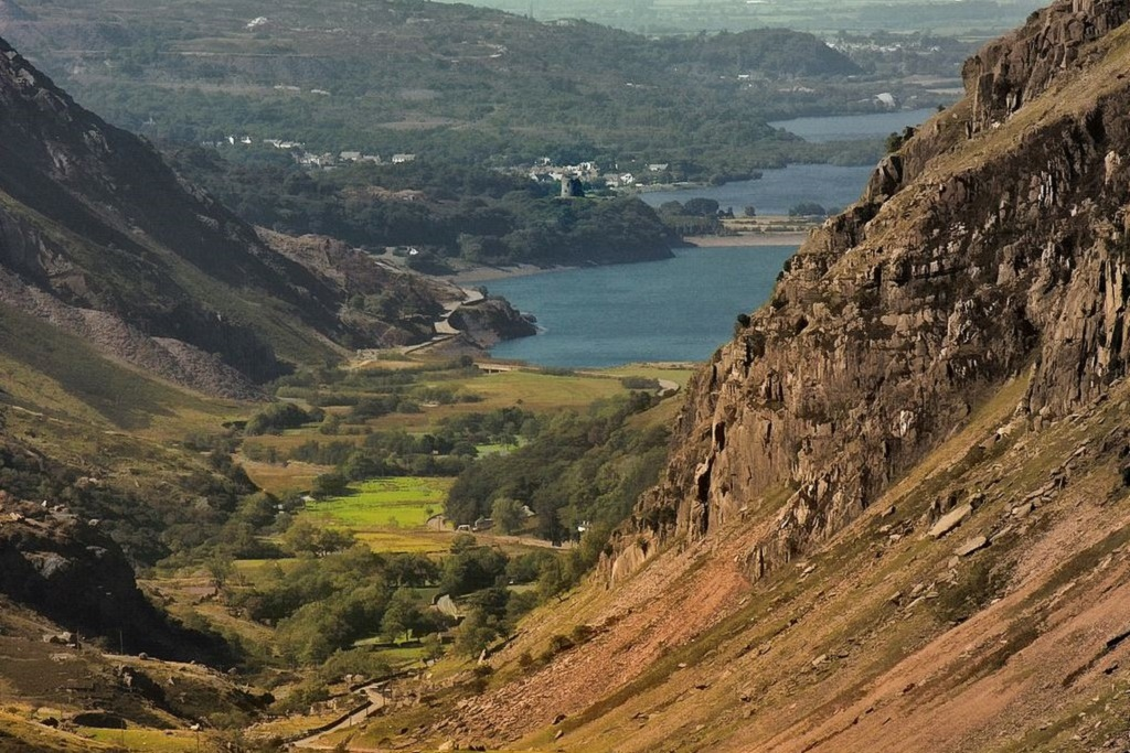 Llanberis Pass Wales