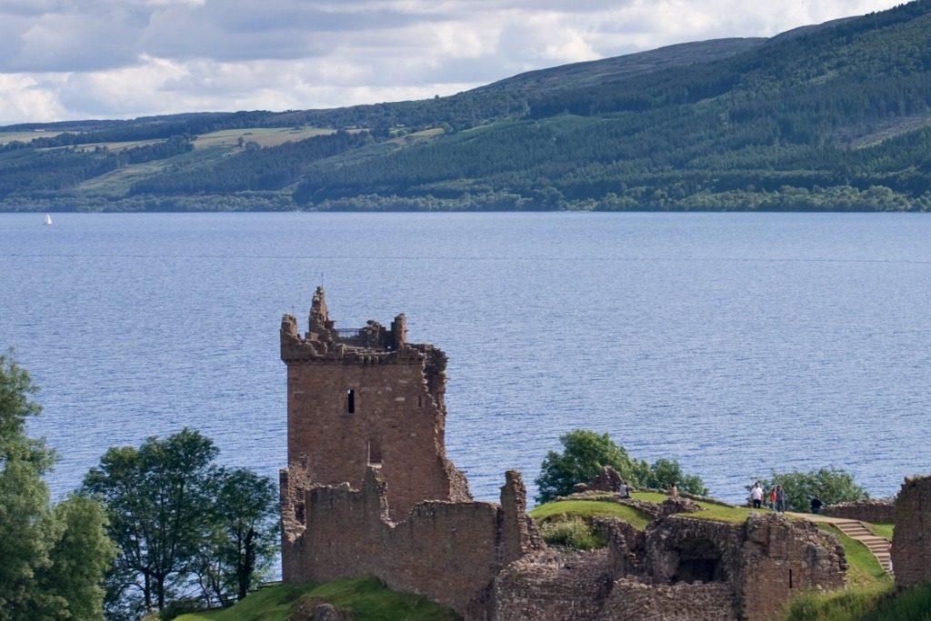 Loch Ness Inverness Scotland