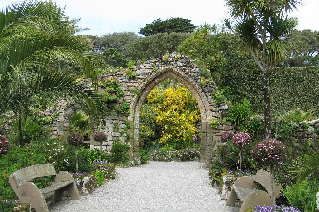 Tresco Abbey Gardens Cornwall, most beautiful places in UK