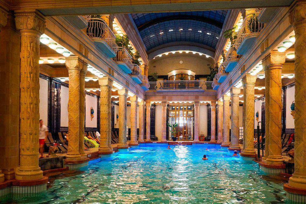 Gellért Baths and Spa