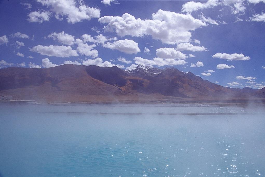 Yangpachen Hot Springs Tibet