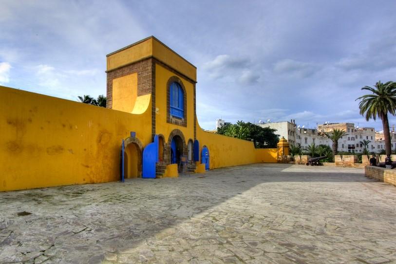 La Sqala - Casablanca, Morocco