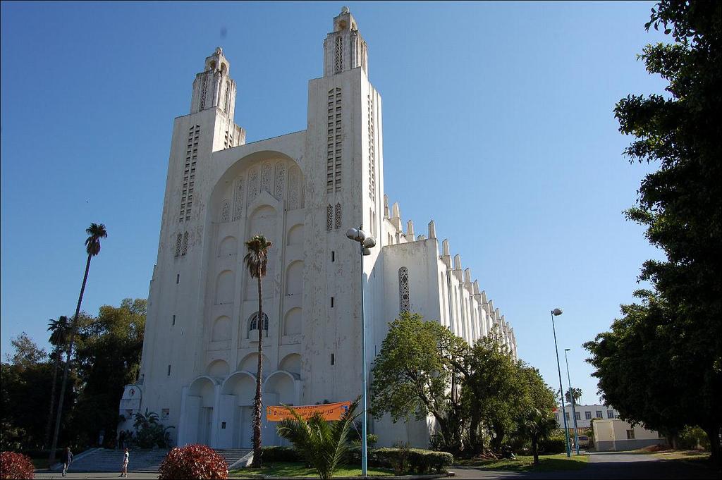 Sacre Coeur Cathedral Casablanca