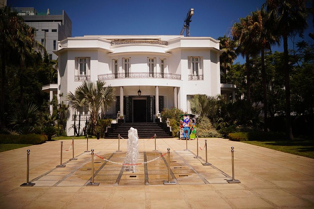 Villa des arts Casablanca