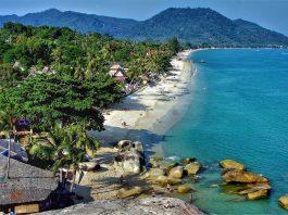 Koh Samui coastline