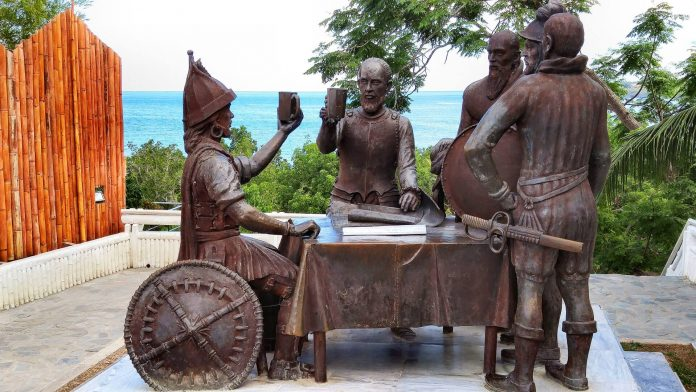 Blood Compact Site, Bohol, Philippines